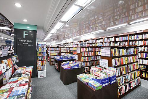 外国書籍コーナー