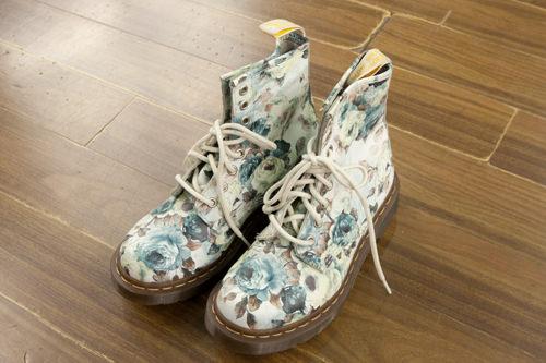 ブーツ(ドクターマーチン)100,000ウォン