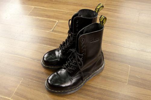 ブーツ(ドクターマーチン)80,000ウォン