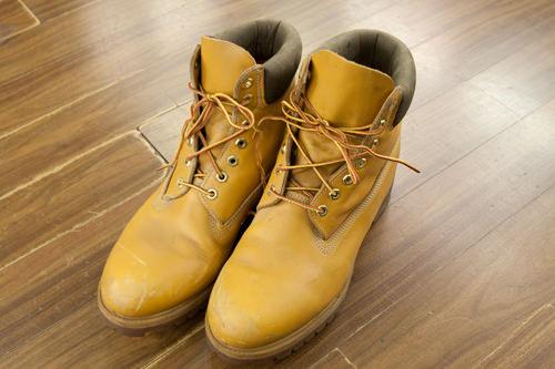 ブーツ(ティンバーランド)80,000ウォン