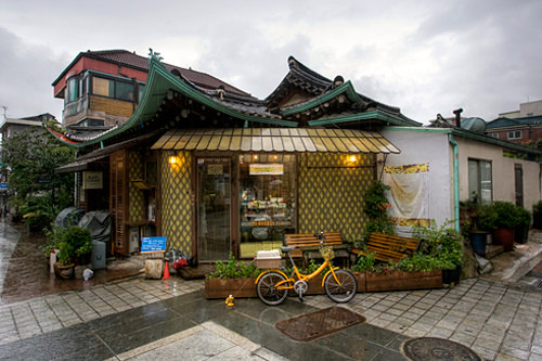 4、Pastel de nata 安国店 ドラマ「相続者たち」(地図番号4)