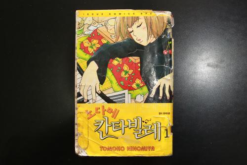のだめカンタービレ(노다메칸타빌레・ノダメカンタビルレ)2014年に韓国でドラマが放送。原作ののだめファンも多いそう!