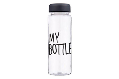 売切れ続出した人気商品透明ボトル(マイボトル) 500ml 25,000ウォン