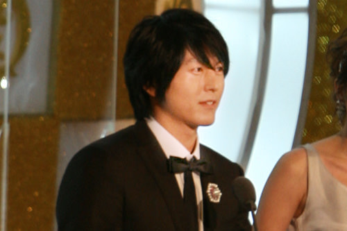 俳優リュ・スヨン / 警察広報団2010年9月6日除隊