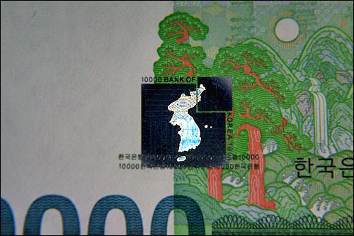 朝鮮半島地図
