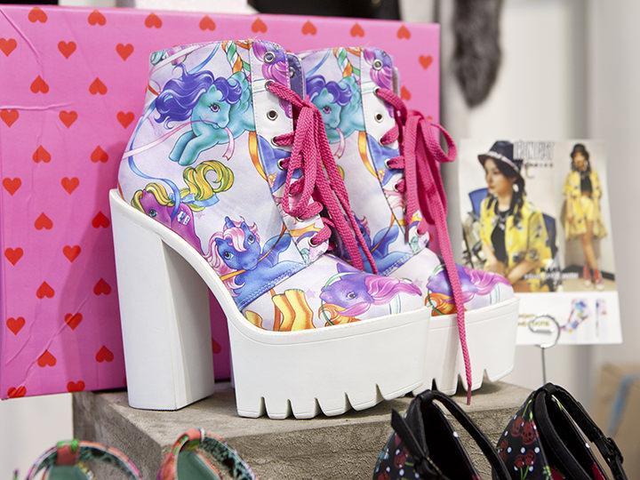 IRON FIST(アイアンフィスト)の靴