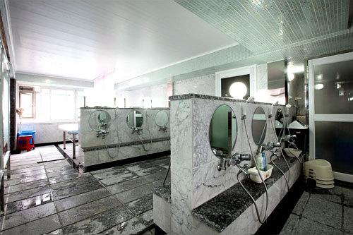 女性用シャワースペース(5階)