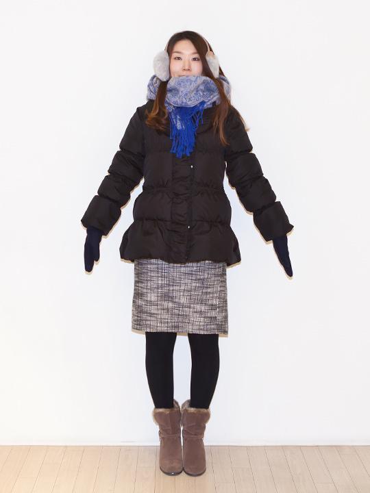 室外室外は重装備が必要!貼るホッカイロやマスクも活用すればより完璧です。