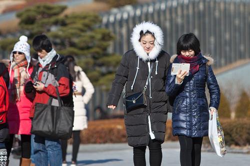 韓国冬の寒さ対策服装マニュアル 季節シーズン特集