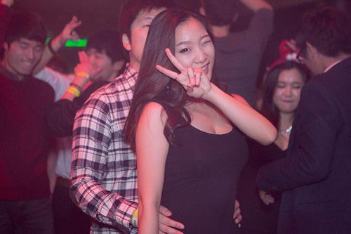 ナイト クラブ 韓国