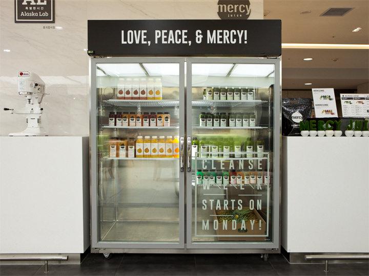 「mercy juice」