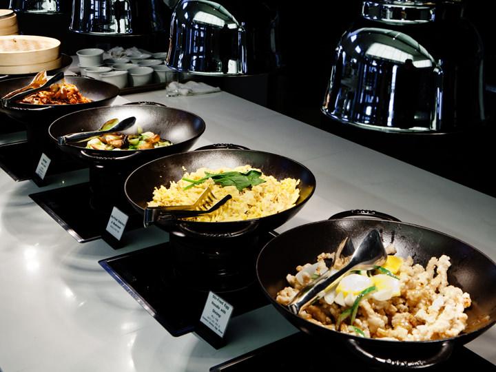 ボリュームのある中国料理も