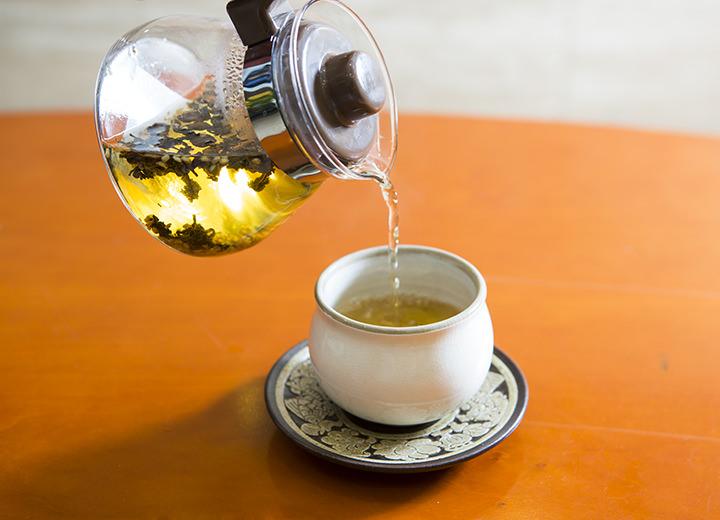 オーダーメイド韓方茶(10日分:10パック 30,000ウォン)