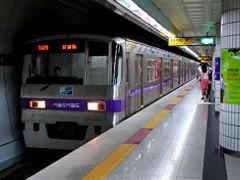 ソウルの地下鉄ソウル市内を楽々移動!使い勝手のいい公共交通機関