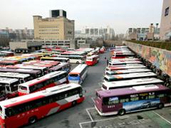 ソウルから地方への行き方~長距離バス編~長距離バスでいざ地方旅行へ!