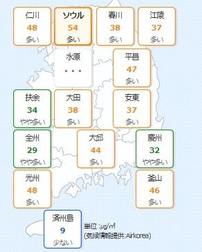 出典:韓国環境公団