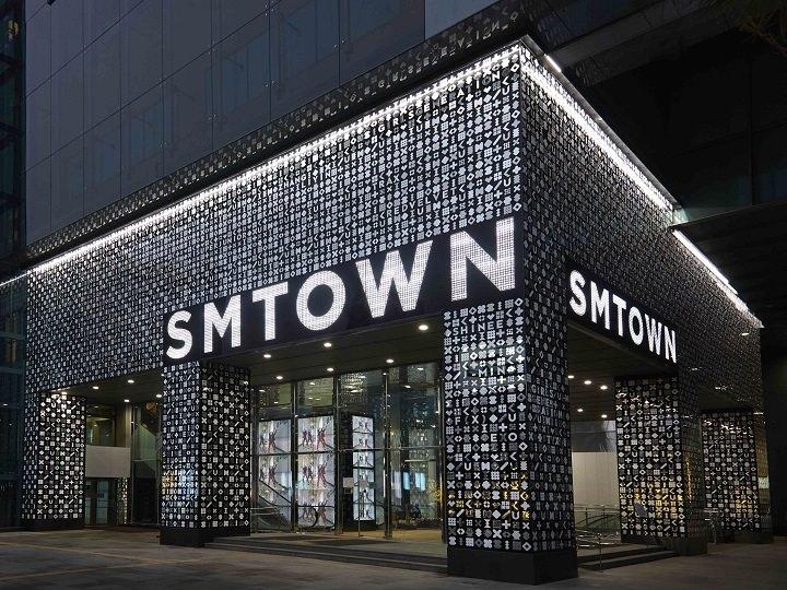 SMのアミューズメント施設「SMTOWN@coexartium」