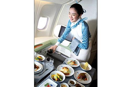 写真提供:大韓航空
