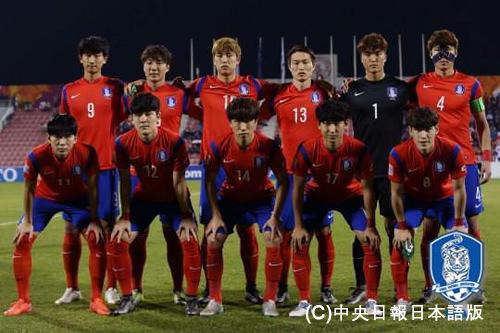 韓国サッカー代表チーム
