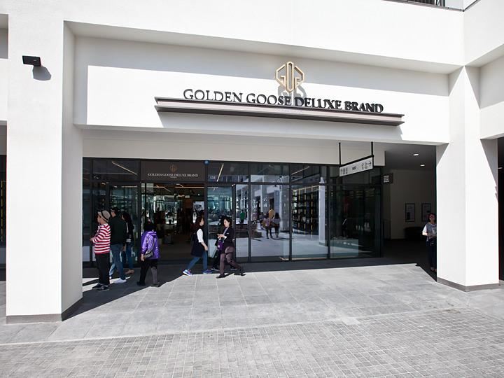 「GOLDEN GOOSE」