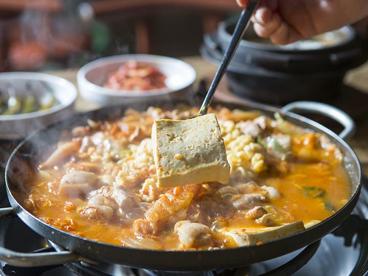ハフハフ頬張りたい熱々の豆腐