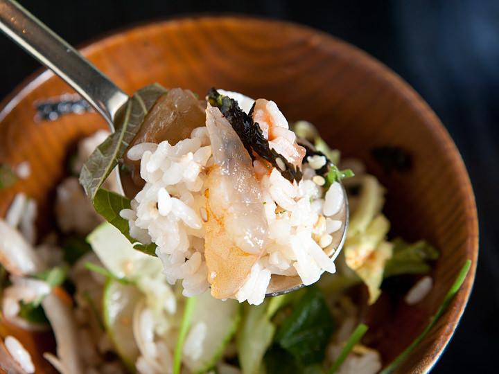ご飯と混ぜてビビンバ風にするのが通