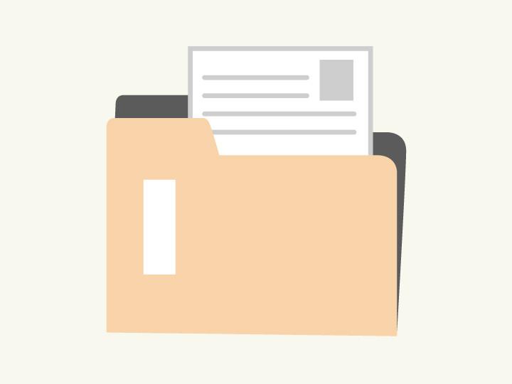 STEP2 本人確認書類送付本人確認書類をメール、FAX、アップロードのいずれかにて当社宛にお送りいただきます。