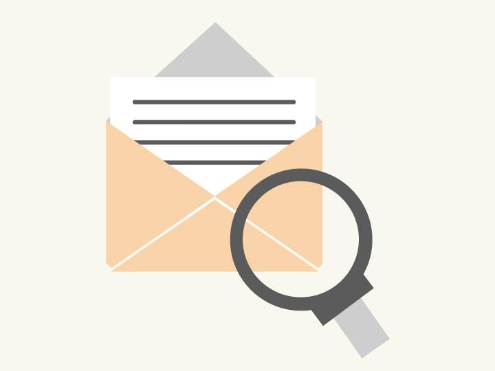 STEP3 審査・IDの送付本人確認書類の確認後、当社より通常3営業日程度で本人確認IDを簡易書留にてお送りします。
