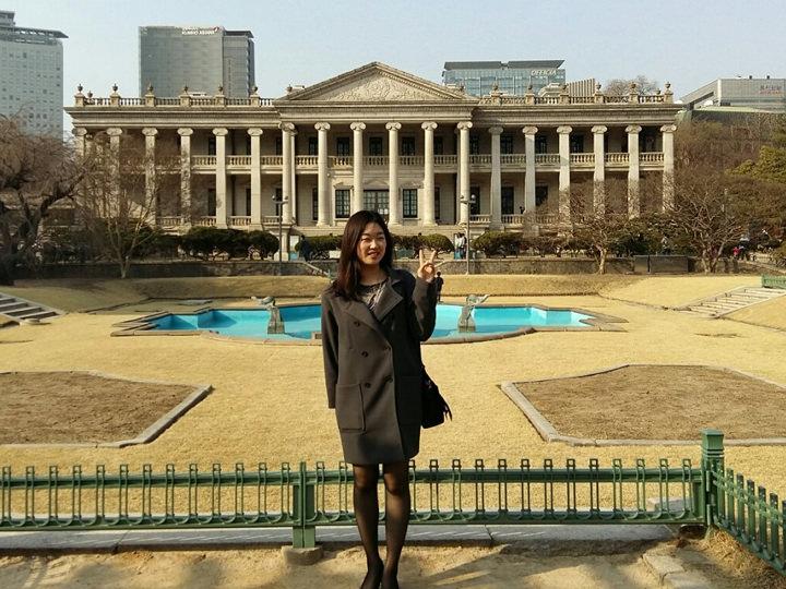 ともみ ソウル大学一般大学院