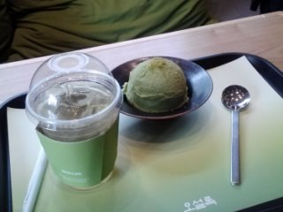 o'sulloc TEA HOUSE 東大門店