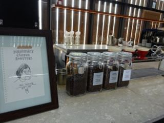 MANUFACT COFFEE ROASTERS 島山公園店