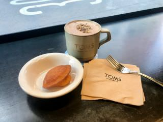 TOMS ROASTING CO. 内資店