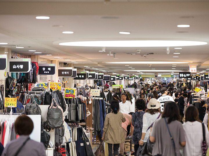 goto mall 江南ターミナル地下ショッピングモール 江南 三成 coex