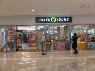 OLIVE YOUNG COEX MALL店