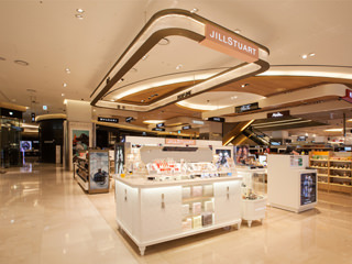 JILL STUART BEAUTY 新羅IPARK免税店