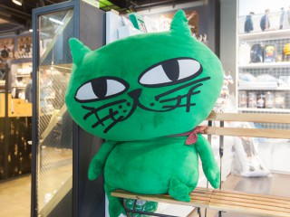 OKCAT COMMON GROUND店