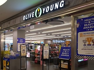 OLIVE YOUNG 江南ENTER-6店