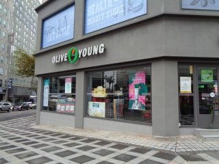 OLIVE YOUNG 済州蓮洞店