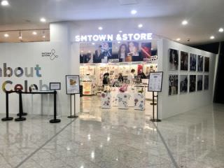 SMTOWN &STORE@DDP