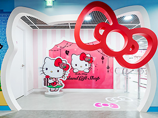 Hello Kitty Island In Nソウルタワー