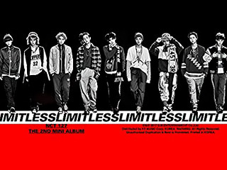 NCT127「無限的我(Limitless)」