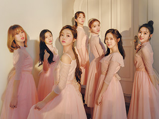 OH MY GIRL「The fifth season」
